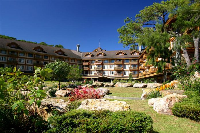 Baguio – The Manor at Camp John Hay