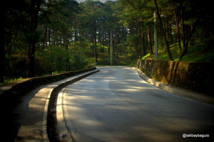 Baguio Camp John Hay Road
