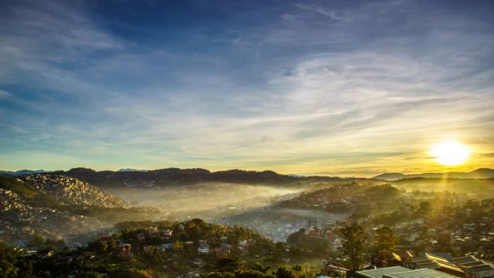 Baguio Sunrise