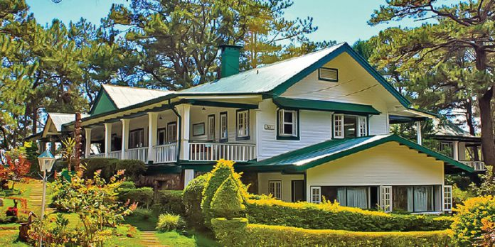 Baguio – The Bell House