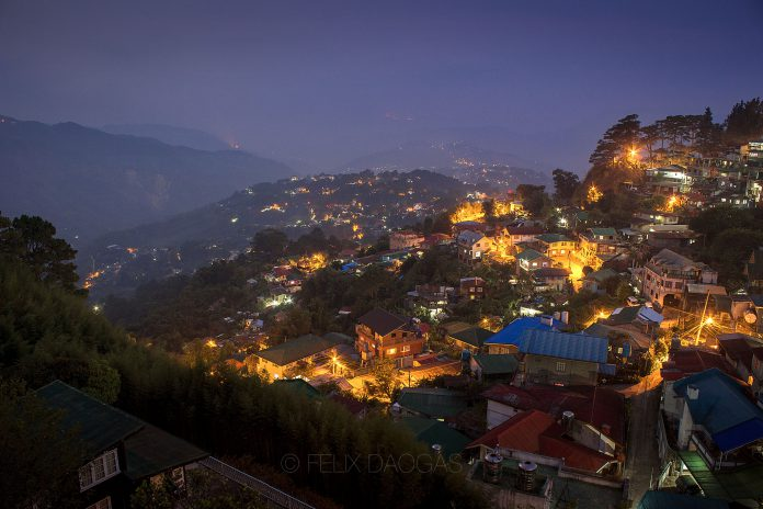 Baguio – The Good Shepherd View Deck