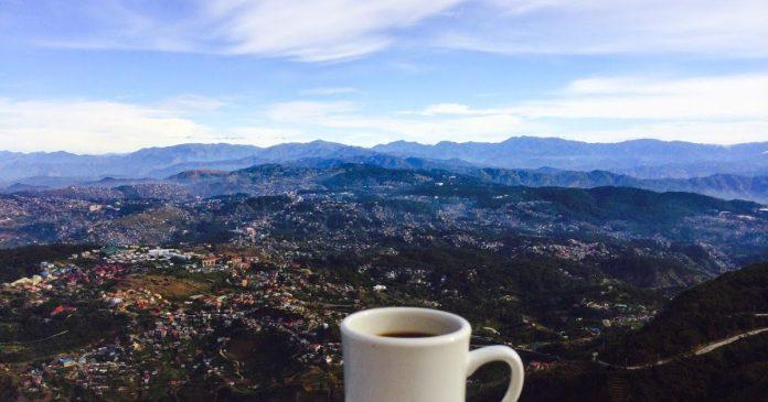 Coffee in Baguio