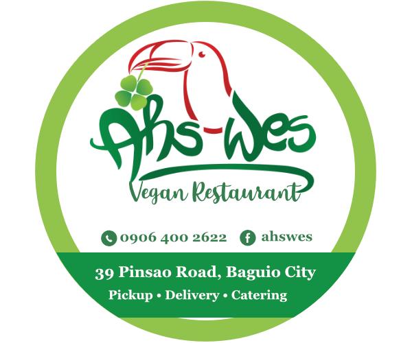 Ahs-wes Baguio Vegan Restaurant