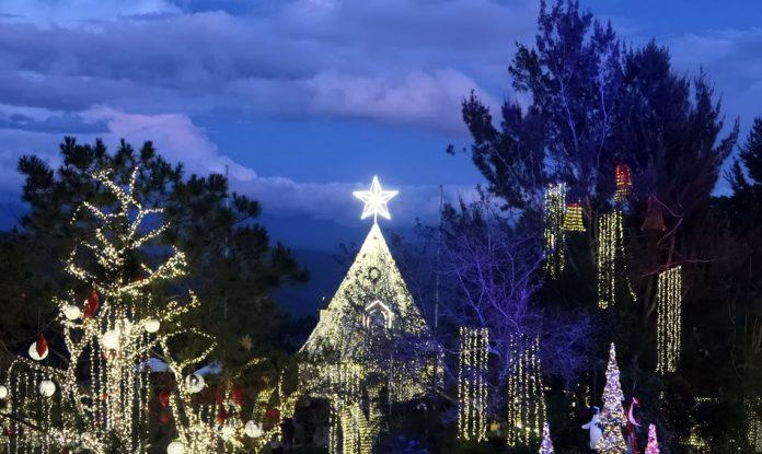 Chrismas in Baguio